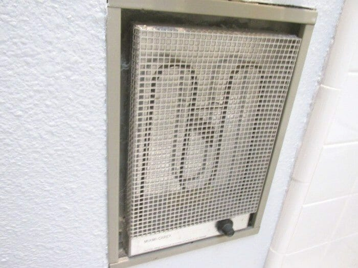 some buyers may choose to change out the heater for a safer type of heater or switch to safer method of heating
