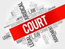 Court, Sellers getting sued