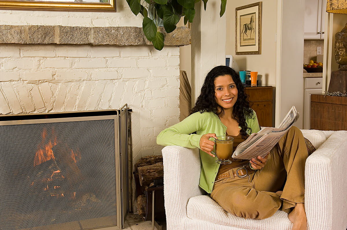 manufactured fireplaces concrete panels repair and replacement