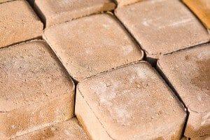 Driveway Paver bricks
