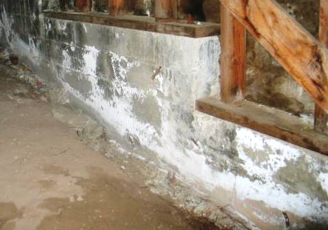Is Efflorescence Serious Its White Chalky Or Powdery