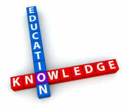 Education and knowledge resources