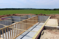 Basement and foundations