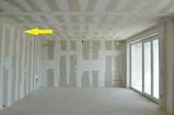 Truss uplift causing drywall cracks