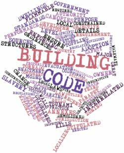 Building code and permits