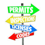 Permits, code, inspections
