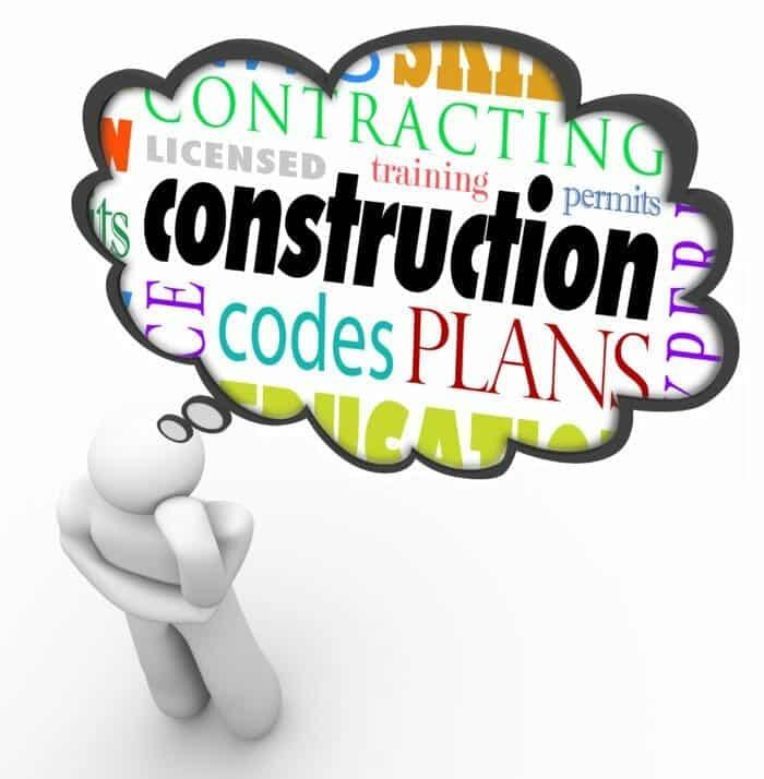 Codes, plans, licenses