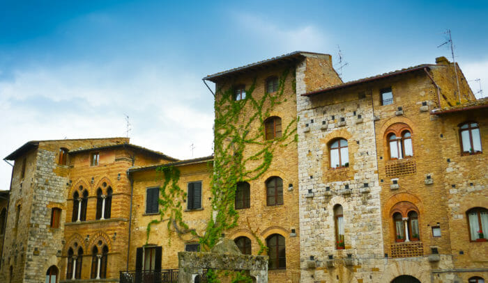 Buildings can last hundred of years and still be functional