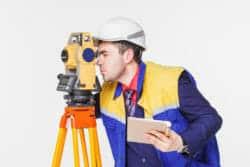 Surveyor transit level