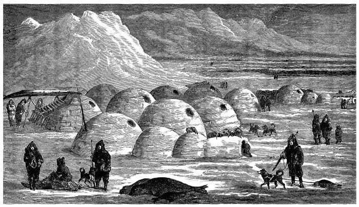 Igloos - Are they heated, do they have windows and how long