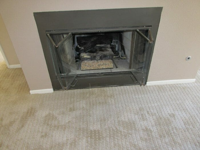 Fireplace Hearth Over Carpet Carpet Vidalondon