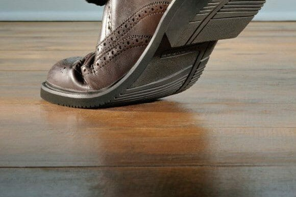 Occasionally A Homeowner May Install A Manufactured Flooring Material But  Fail To Follow The Manufactures Recommendations, Thus Creaking Occurs.