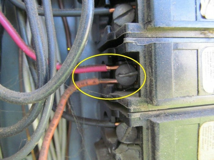 Double Tapping W Circle X on Easy Electrical Wiring