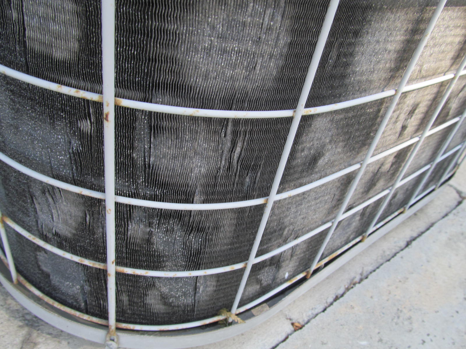 A c on exterior pad not level buyers ask for Ac condenser pad installation