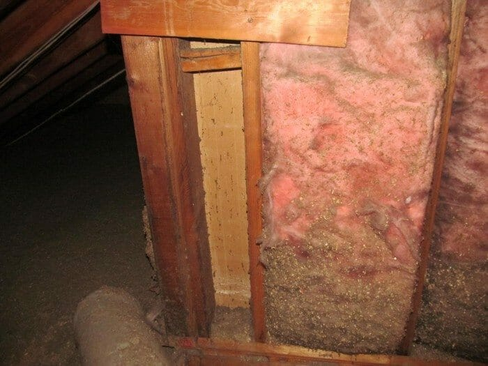Attic Insulation: Older Insulation May Be A Fire Hazard Or A