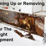 What to wear when removing mold