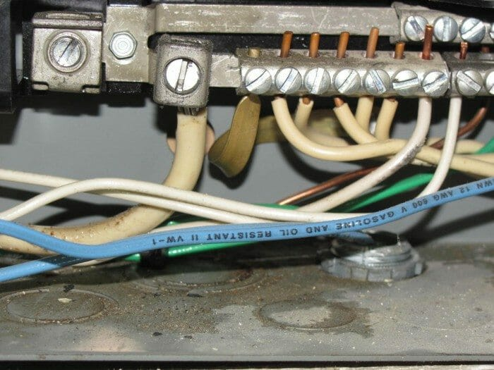 Neutral Bar Grounded At Sub Panel Buyers Ask