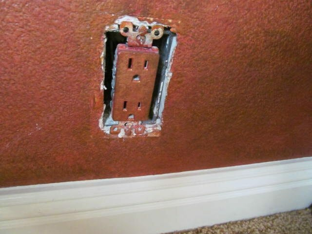 Paint On Outlets Why It S A Safety Concern And What To Do