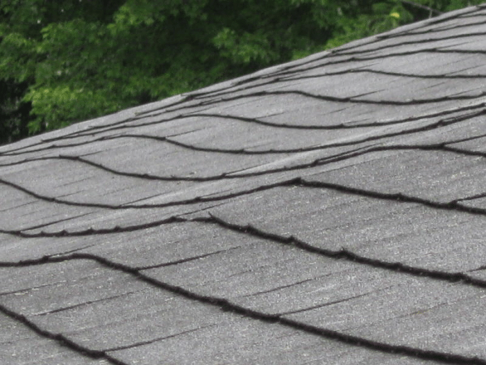 Wavy Or Sagging Roof May Be A Foundation Problem 5 Things To Check Buyers Ask
