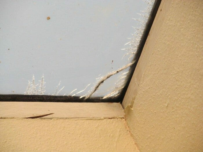 Garage Cooling Fans >> Cracked Or Damaged Skylight - Buyers Ask