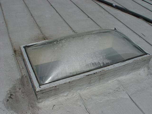 Fogged Or Cloudy Skylights Buyers Ask