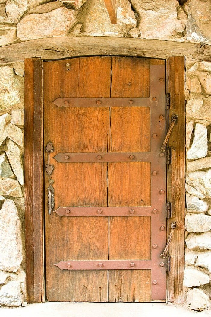 collection warped wooden door pictures images picture are ideas