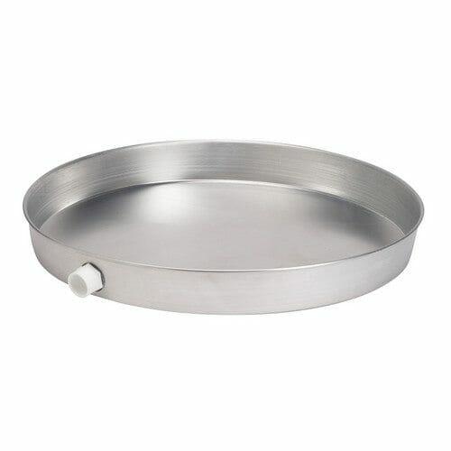 Water heater pan