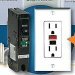 AFCI Outlet vs GFCI Outlet