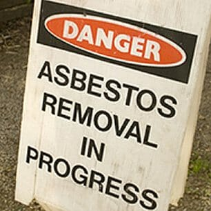 Identify asbestos in the home