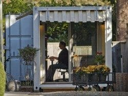 Backyard Home Offices