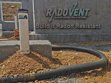 New construction Radon Mitigation Techniques