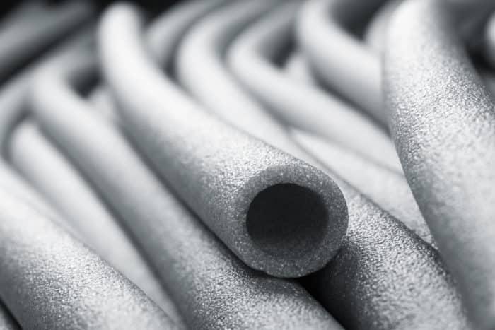 foam pipe insulation