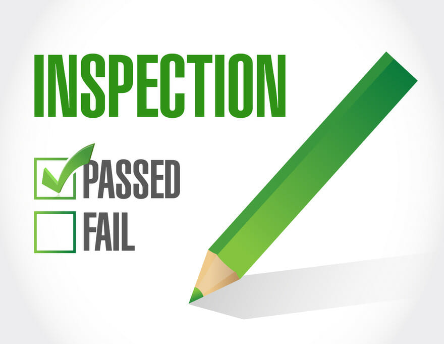 Passing A Home Kitchen Inspection